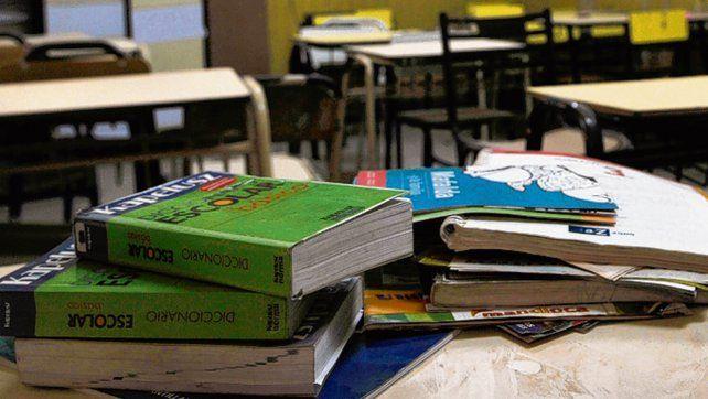 Sin clases. Los maestros privados critican el modelo de ajuste en el país.