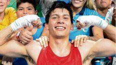 Arregui. El entrerriano fue ovacionado ayer en el parque Olímpico de Villa Soldati.