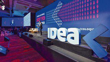 Coloquio. Los empresarios asociados en Idea celebran en Mar del Plata su 54º encuentro anual.