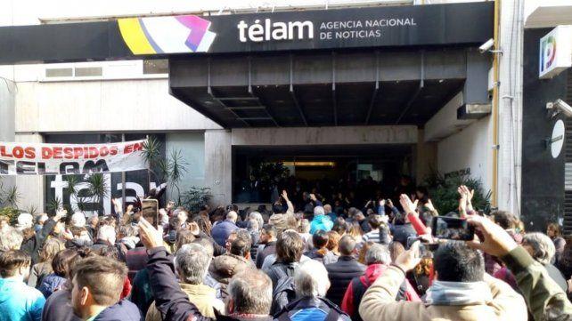 Un fallo reintegra a 138 cesantes en Télam