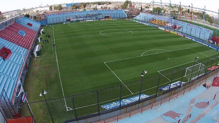 ¿Será acá? Copa Argentina sólo notificó que se jugará el 1º de noviembre. Ahora debe informar hora y lugar.