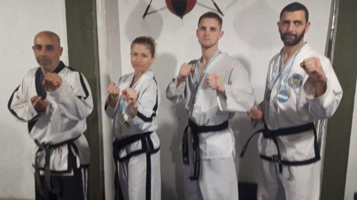 Tres taekwondistas piden que los ayuden a viajar al Mundial de Australia