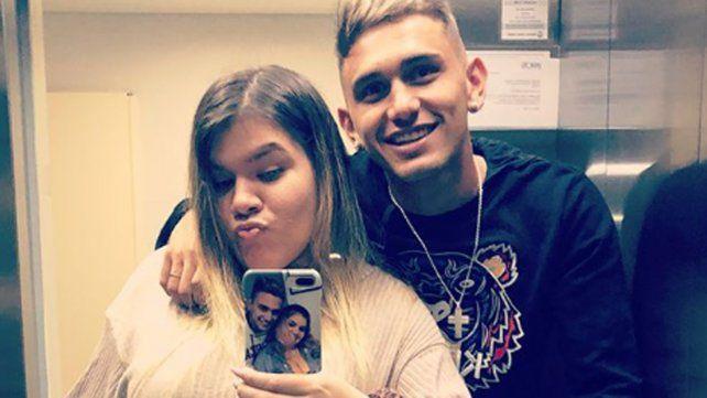 Morena Rial mostró su pancita de cuatro meses de embarazo
