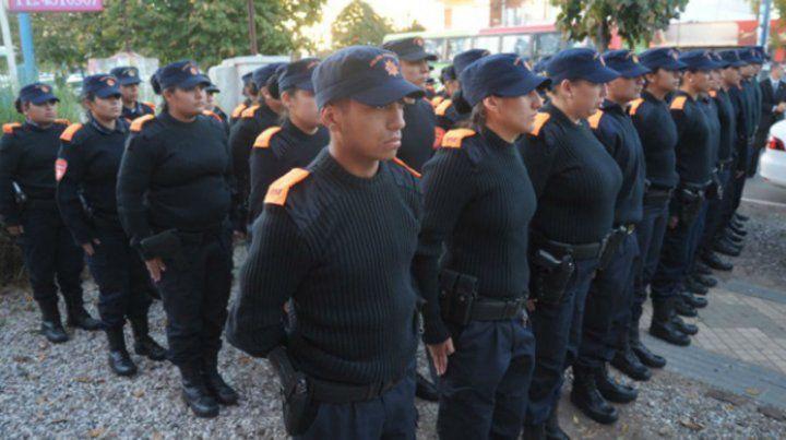 Cifra récord de inscriptos para ser policía en la provincia de Santa Fe