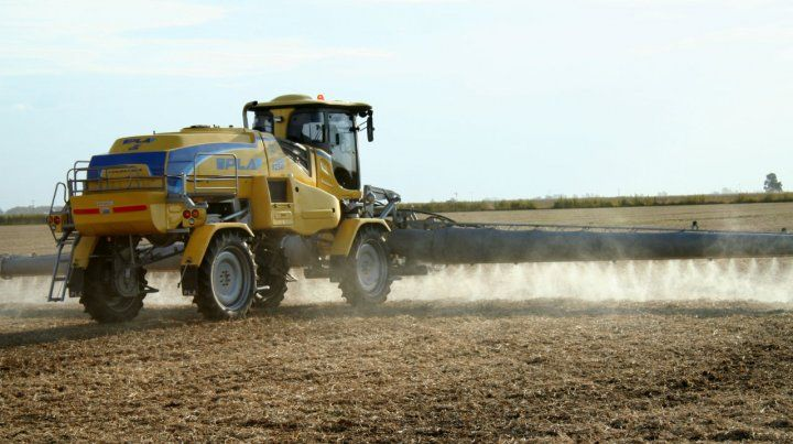 La aplicación de fertilizantes muestra el desarrollo del sector en cuanto a la competitividad