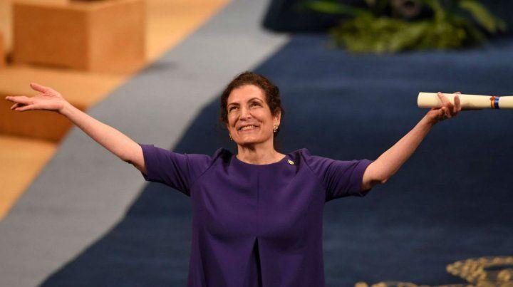 Aplaudida. Alma Guillermoprieto: Sin un periodismo poderoso el mundo moderno sería imposible.