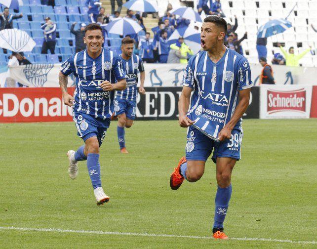 Godoy Cruz fue más efectivo y venció a Aldosivi por 2 a 0