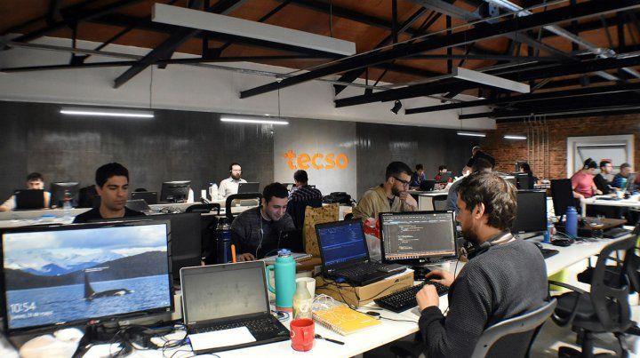 La empresa rosarina Tecso se expande en Medellín