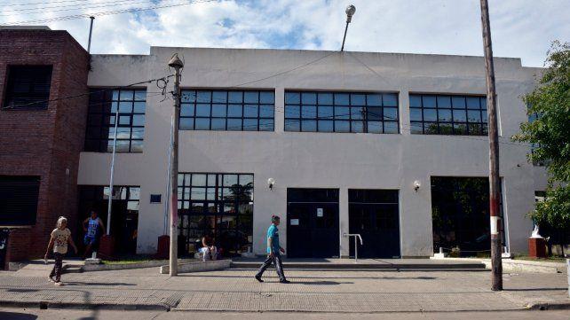La mujer fue atendida en el Gamen y trasladada al hospital Provincial de Rosario.