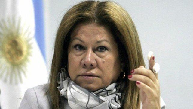 La diputada Graciela Camaño.