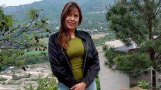 Víctima fatal. Jessica González, asesinada en un motel en Salta.