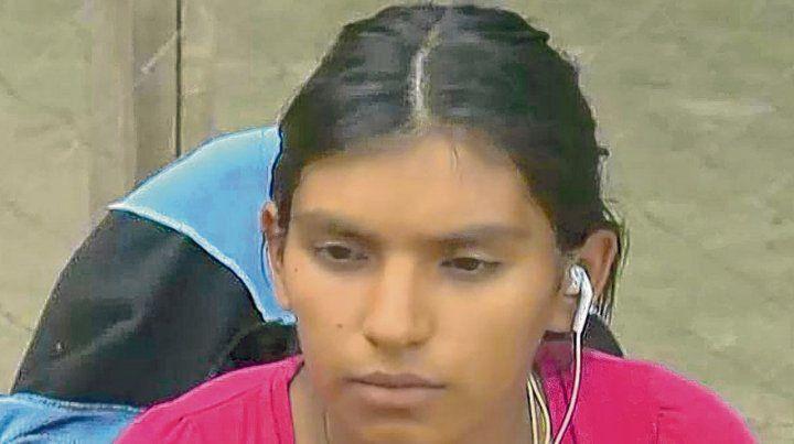 Leonela Ayala. La tía de Sheila está acusada de homicidio agravado por alevosía
