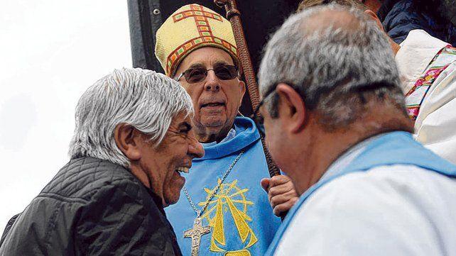 Homilía. Durante la misa del sábado el arzobispo Radrizzani pidió un cambio de modelo económico.