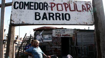 Comedores barriales con demanda en alza