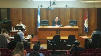 el fiscal critico la decision del juez de liberar a los detenidos