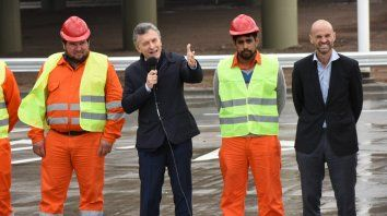 Hay que cuidarse de los comportamientos mafiosos, dijo Macri