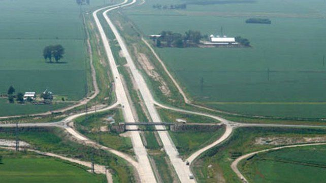 Lamberto interviene por el mal estado de la autopista a Córdoba