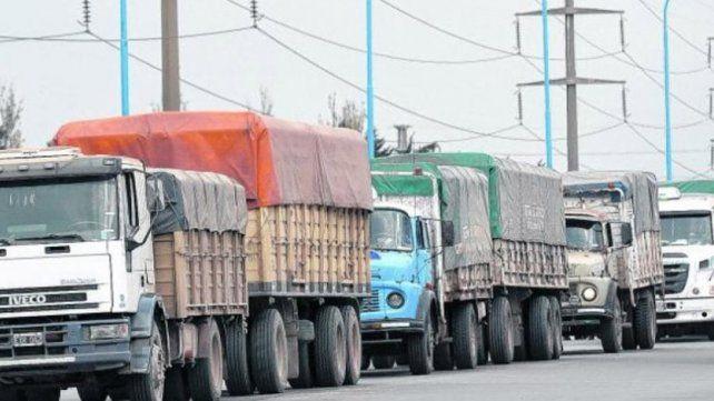Comienza la huelga de transportistas rurales
