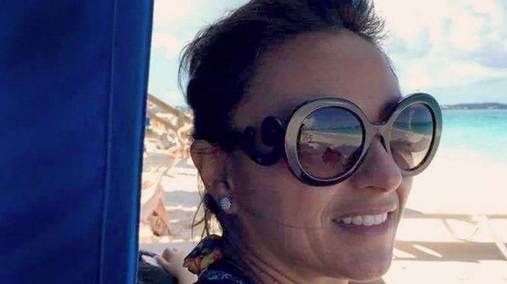 Se entregó Carolina Pochetti, la viuda de Daniel Muñoz, el exsecretario de Kirchner