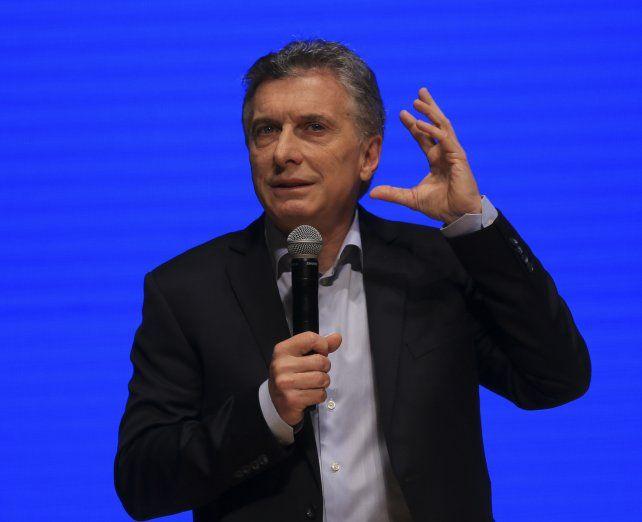 Macri pidió crear empleos de calidad y sin clientelismo político