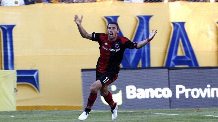 Maxi Rodríguez recordó con emoción su último gol en un clásico