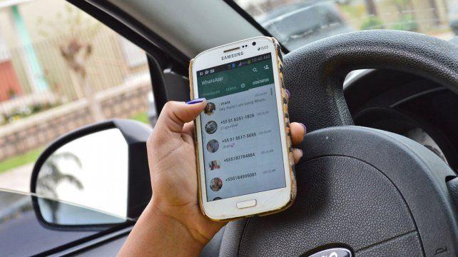 El celular y sus riesgos