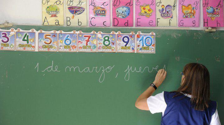 Quedó definido el calendario escolar para 2019