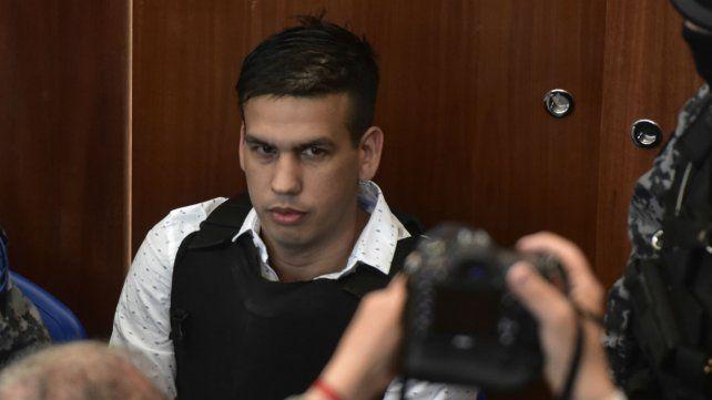 Ramón Machuca fue condenado por asociación ilícita y homicidios.