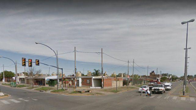 En oferta. La mujer decía que las casas estaban en Seguí y Avellaneda .