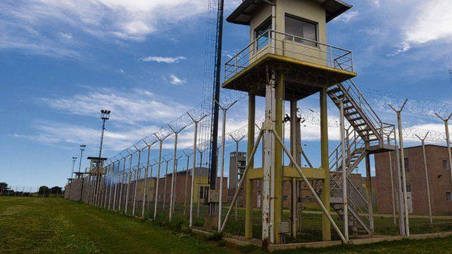 Encerrado. Ernesto Olguín seguirá detenido en el penal de Piñero.