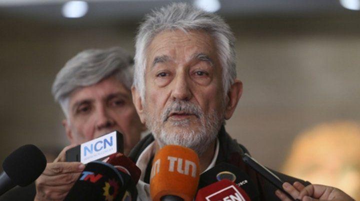 Alberto Rodríguez Saá es uno de los gobernadores más críticos de Macri.