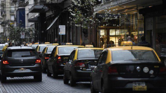 Contrapunto por proyecto de taxis adaptados