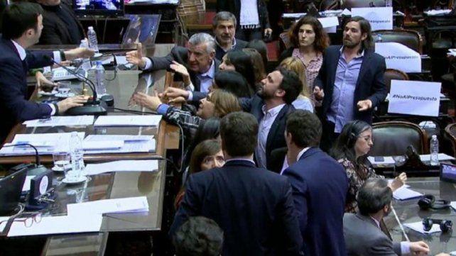 La Cámara de Diputados aprobó en general el proyecto de Presupuesto 2019