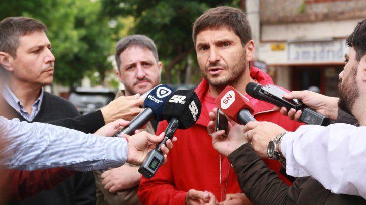 Pullaro destacó las acciones que la provincia lleva adelante para garantizar la seguridad en los barrios rosarinos.