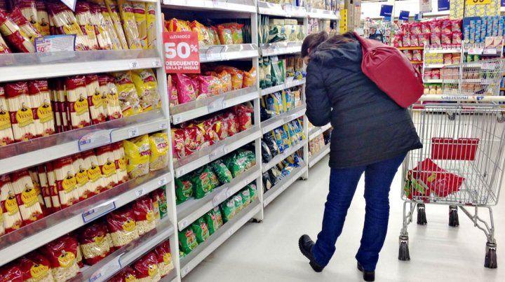 Supermercadistas afirman que las ventas en Rosario cayeron entre el 6 y el 12%