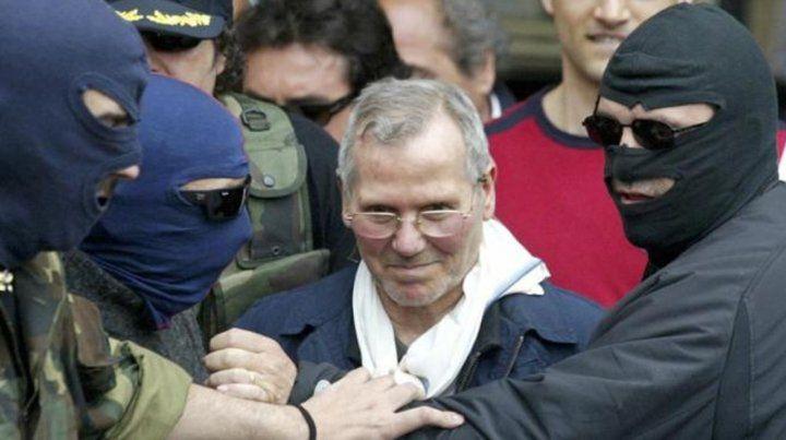 Bernardo Provenzano fue encarcelado bajo estrictas medidas de seguridad durante los  últimos meses de su vida.