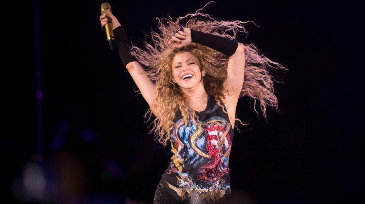 En la cuenta regresiva del show de Rosario, Shakira colmó Vélez