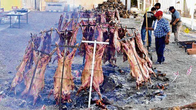 Se viene la XXIII Fiesta Nacional del Cordero
