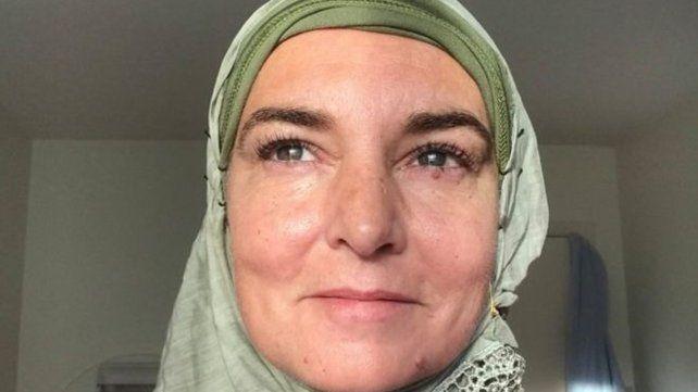 Sinead OConnor se convirtió al islam