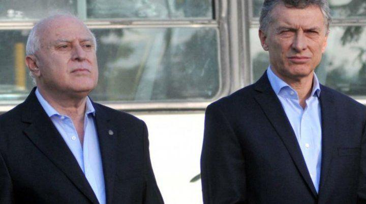 Rostros. Lifschitz y Macri