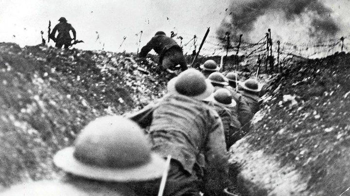 Una guerra nada lejana