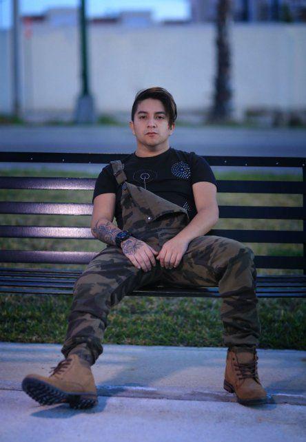Popular. Mario Aguilar tiene más de 11 millones de seguidores en las redes.