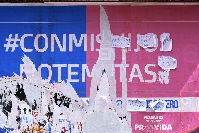 Los grupos que se movilizarán esta tarde en Rosario y en todo el país lo harán bajo el lema Con mis hijos no te metas