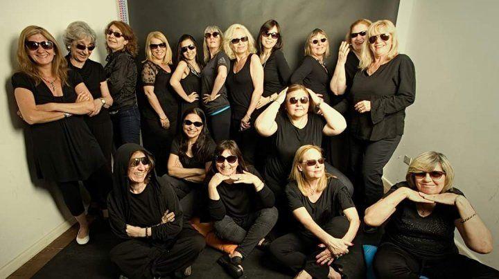 Rosario naif. El grupo fue creado en 1991 por Patricia Bossicovich.
