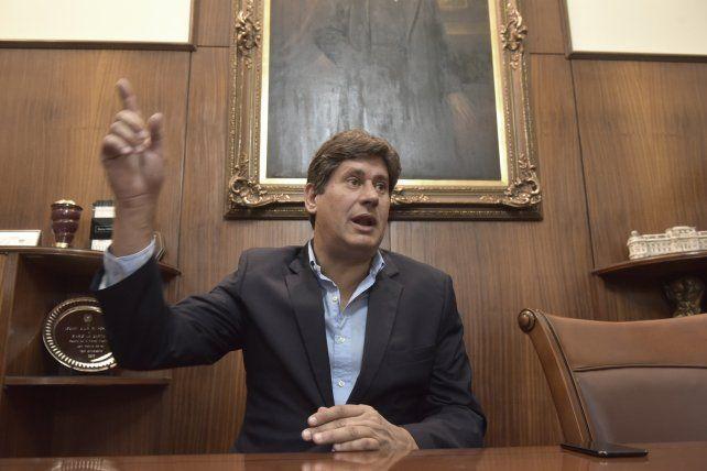Santacroce. Responsabilizó al intendente Barreto y su antecesora Tomei.