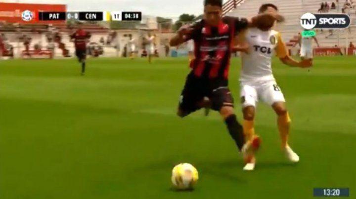 Dos jugadas muy polémicas en Paraná
