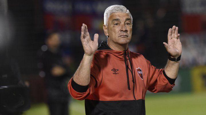 De Felippe no concentró a siete de los habituales titulares en Newells