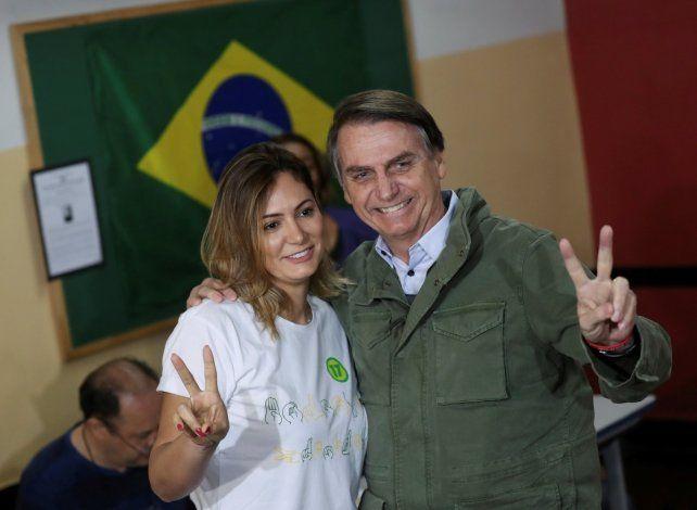 Bolsonaro ganó las elecciones a presidente de Brasil con el 56 por ciento de los votos