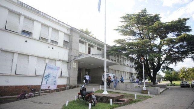 Lucas está internado en grave estado y con pronóstico reservado en el Hospital Eva Perón de Granadero Baigorria.