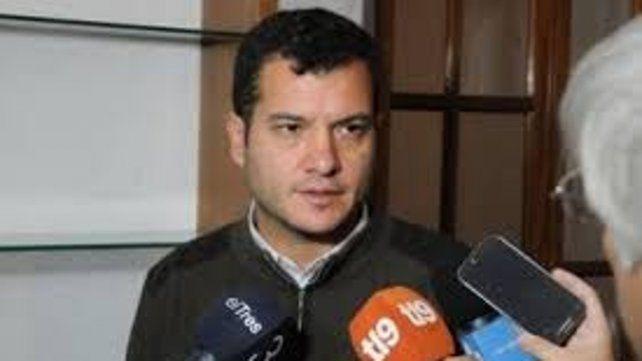 El fiscal de Homicidios Florentino Malaponte.